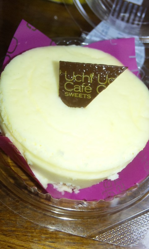 ロ*チーズケーキ